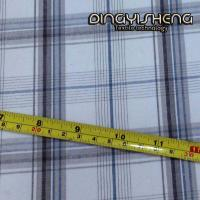 100% Cotton Plaid Woven Fabric Manufactures
