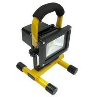 4400mah Rechargeable LED Flood Light Battery Powered IEC / EMC / LVD Manufactures