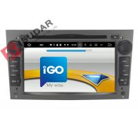 16G ROM Android Car Navigation System For Opel Vectra / Opel Zafira Dvd Player Manufactures