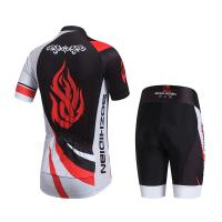 China Heat Transfer Printing Cycling Jersey With Coolmax Fabric For Man And Lady on sale