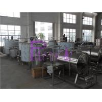 Electric Aseptic Juice Processing Equipment Mixing Sterilizing Machine Manufactures