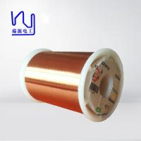 Copper Winding Ultra Fine Magnet Wire For Relays / Transformer / Solenoids Manufactures