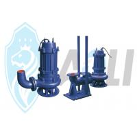China Centrifugal Submersible Inline Sewage Grinder Pump Residential Areas Applied on sale