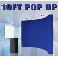 Fabric Pop Up Display Booth Manufactures