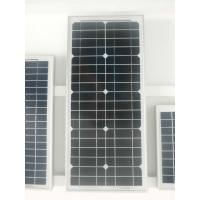 2*18 pcs solar cell 20w small solar panel modules 645*290*25mm Manufactures