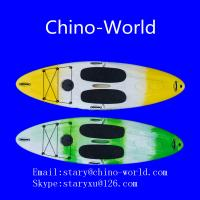 Surfing kayak SUP type with SUP paddle Manufactures