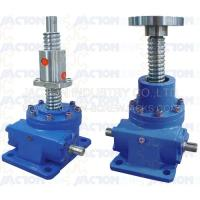 25 Ton Ball Screw Jack High Precision Ball Screw Dia. 80MM Lead 16MM Gear Ratio 32:3, 32:1 Manufactures