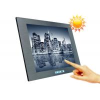Touchscreen 12.1 Inch Wireless Lcd Monitor , Video Digital Lcd Display Screen Manufactures