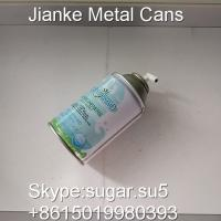 Aerosol tin cans Diam.45,52,57 ,65,70,73mmheight 90mm to 300mm aerosol containers uses Manufactures