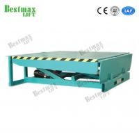 Stationary Type Loading Dock Ramp for Loading Cargo , 10000Kg for sale