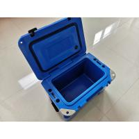 China Portable 25L Roto Molded Cooler Box / Fishing Rotational Molded Cooler on sale