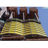 High­Er Pro­Duc­Tiv­Ity Construction Safety Screens Self Climbing With Hydraulic Power Manufactures
