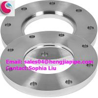Sell stainless steel flanges Manufactures
