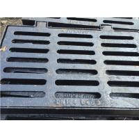 Outdoor En 124 cast iron grating with black bitumen Manufactures
