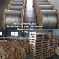 Cattle Yard Galvanised Stranded Wire 7x2.75mm 8mm Galvanized Steel Strand Manufactures