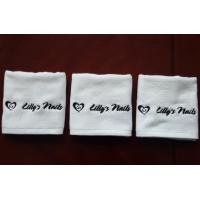 China 100% cotton towel with embroidery gym towel , promotion towel on sale