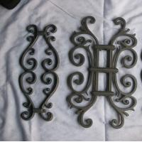 Wrought Iron Component/railing parts Manufactures