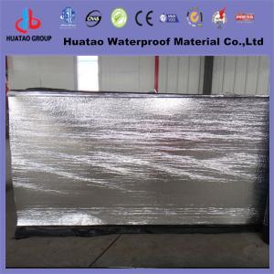 aluminum foil sbs waterproof membrane Manufactures