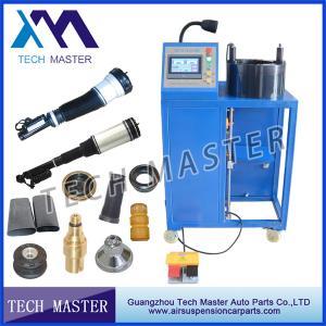 Car Air Suspension Hydraulic Hose Equipment / Air Spring Hose Pipe Making Machine Manufactures