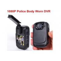 High Resolution Video Police HD Body Camera For Law Enforcement Tool Manufactures