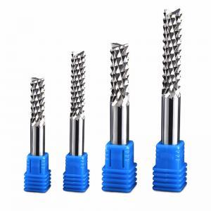 High Precision Super Hard PCB Corn End Mills Cutting Tools For CNC Machine Manufactures