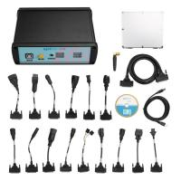Ialtest Link Truck Diagnostic Tool Coder Reader With English / Spanish Language Manufactures