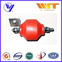 Polymeric Composite Low Voltage Surge Arrester ISO-9001 Certified Protective Device Manufactures