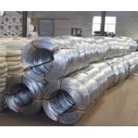 Quality hot dipped galvanized wire for vineyard/galvanized wire for sale