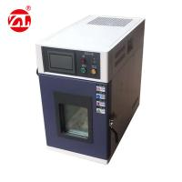 Desktop Mini Temperature And Humidity Testing Machine Stainless Steel Type Manufactures