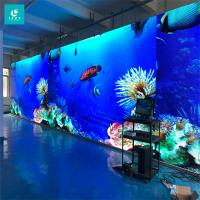 China High Definition Indoor LED Video Wall Three Years Warranty For TV Studio / Gymnasium on sale