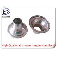 360 degree rotation Adjustable ball air shower nozzles ,strong cold wind blowing nozzle Manufactures