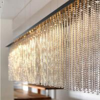 China Metal Bead Chain Curtain on sale