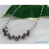 Crystal Bead Necklace Manufactures