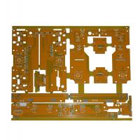 China Fr4 Based Material 6 Layer PCB Printed Circuit Board With 94v0 , 410mm * 360mm on sale
