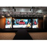 Indoor Performance LED Public Display , Rugged Large LED Screens For Concerts Manufactures