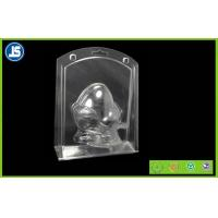 Clear PE Clamshell Blister Packaging , Custom Toy Blister Card Boxes Manufactures