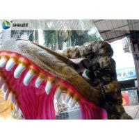 Dinosaur House 6D Cinema Movies Theater With JBL Sound System Equipment Manufactures