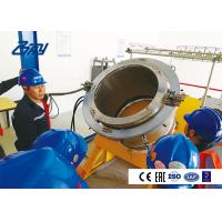 Quality CE Durable Cold Pipe Cutting And Beveling Machine Interchangeable Components for sale