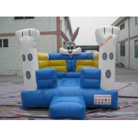 Rabit Inflatable Castle Bouncer Advertising Outdoor For Rentals Manufactures