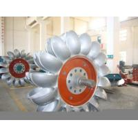China Hydraulic Pelton Water Turbine for Generator 100KW with Stainless Steel Runner on sale