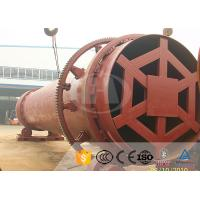 Sand Sludge Sea Salt Rotating Drum Dryer With Linear Vibrating Screen Manufactures