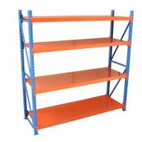 China Hot Sale Multi Tier High Loading Capacity Heavy Duty Long Span Shelving System Manufactures