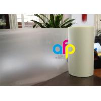 China Protective Scratch Resistant Film For Glass 180mm - 1000mm Roll Width on sale