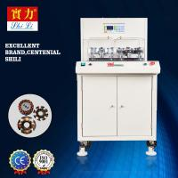 China Automatic ceiling fan stator winding machine on sale