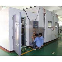 Large Testing Equipment Environmental Simulation Walk-In Climate Humidity Test Chamber Manufactures