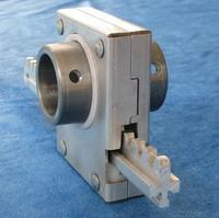 """1"""" zinc alloy Greenhouse Rack and Pinion continuous ventilation pinion with aluminum house Manufactures"""