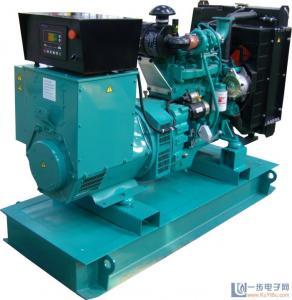 Low Exhaust Super Quiet Diesel Generators , Volvo Penta 600 Kva Diesel Generator Manufactures