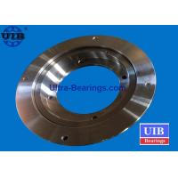 Mechanical Hand Flange Rotary Bearing Single Row 48kg Deep Groove High Temp Manufactures