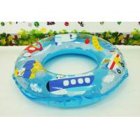 Punching  / pringting  PVC baby Inflatable Swim Rings ,  Inflatable Water park Manufactures