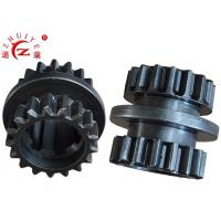 China High Precision Auto Rickshaw Gear , 20CrMnTi Ring Gear And Spider Gear on sale